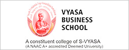 VYASA Business School Bangalore