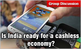 Cashless Economy: Is Society ready for transformation? | MBAUniverse com
