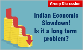 Indian Economic Slowdown A Long Term Problem How To Come Out Of