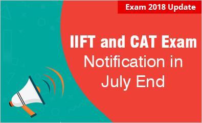 IIFT 2019: Notification in July