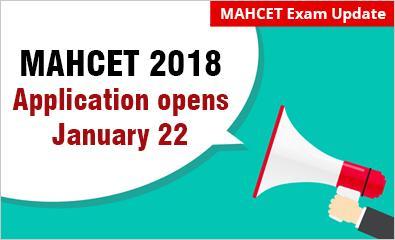 MAH-CET 2018 Notification