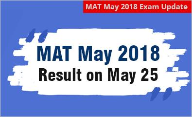 MAT 2018 Exam Result