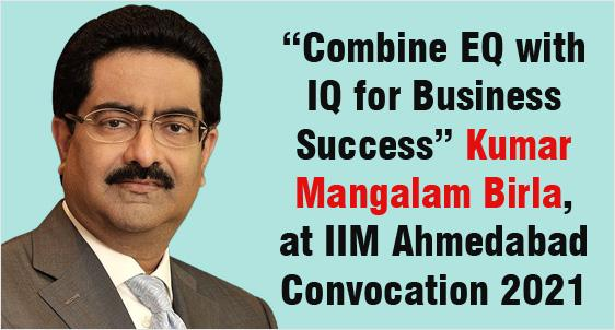 IIM Ahmedabad 56th Annual Convocation held Virtually