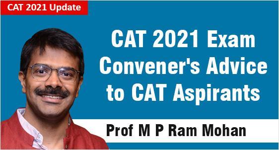CAT 2021 Convener