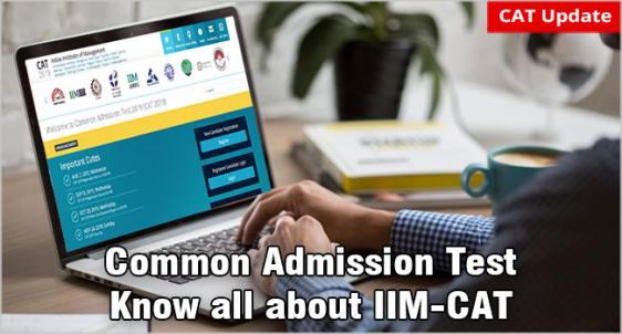 CAT: Common Admission Test
