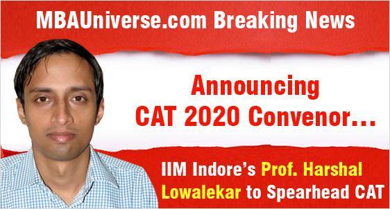 CAT 2020 Exam Convener