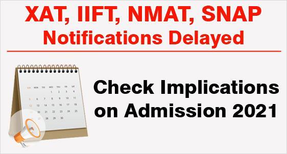 XLRI XAT, IIFT, NMAT, SNAP 2020 Notifications delayed