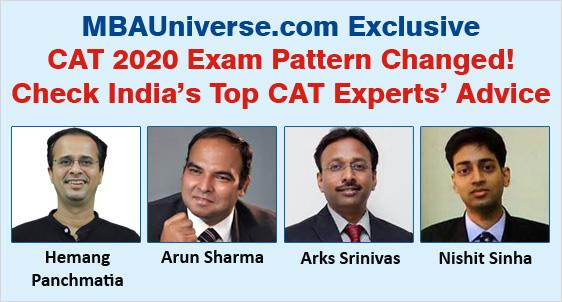 CAT 2020 Registration Extended; Pattern changedImpact of CAT 2020 Pattern Changes: Analysis by Experts