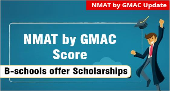 NMAT by GMAC MBA colleges to offer Scholarships
