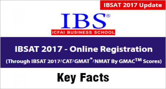 IBSAT 2017 Registration closes