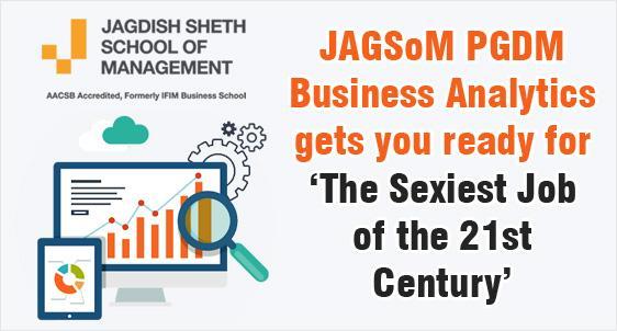 JAGSoM PGDM Business Analytics Admission