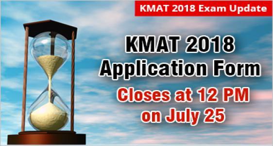 KMAT 2018 Registration