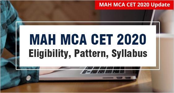 MAH MCA CET 2020