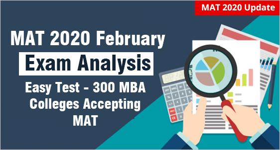 MAT 2020 February Exam Analysis