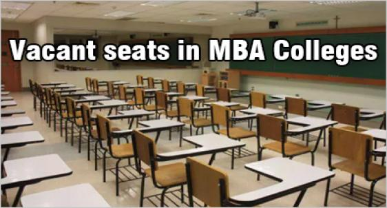 Vacant Seats In Mba Colleges Lack Of Talent Or Greed Know The Reason Mbauniverse Com