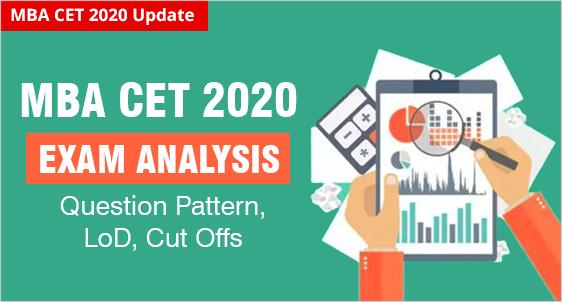 MAH CET 2020 Analysis
