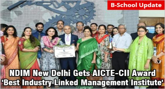 NDIM New Delhi gets AICTE