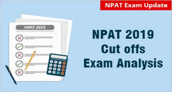 NPAT 2019 Analysis