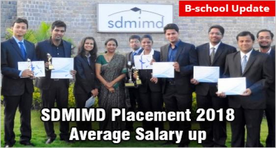 SDMIMD Placement 2018