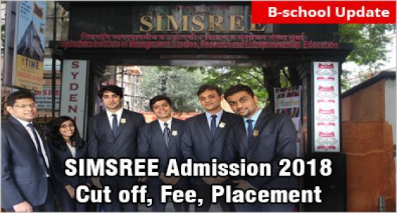 SIMSREE Mumbai admission 2018
