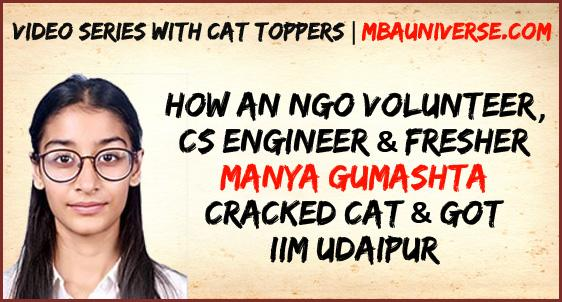 Video Series with CAT Toppers