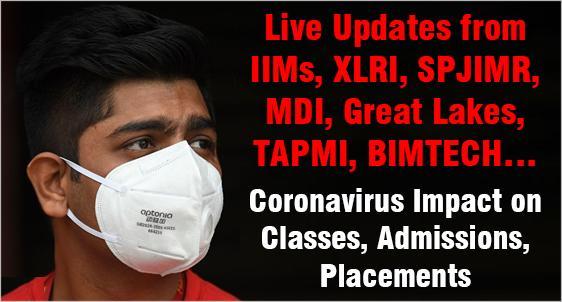 Coronavirus Impact on MBA Education