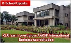 Xlri Jamshedpur Earns Prestigious Aacsb International Business
