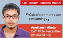 Topper tips on CAT
