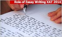 Admission essay writing xat