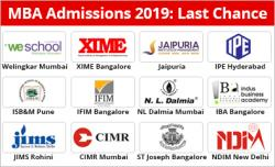 MBA Admissions 2019: Top 10 MBA Colleges