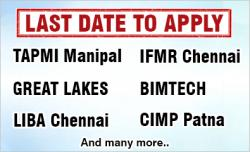 Top MBA Colleges Admission 2018