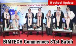 BIMTECH Commences 31st Batch with 'Diiksharambh'