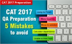 CAT 2017 Quant preparation