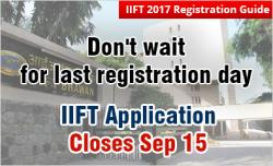 IIFT 2017 Registration