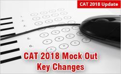CAT 2018 Mock Test released