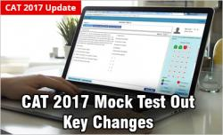 CAT 2017 Mock Test