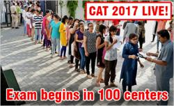 CAT 2017 Live Slot 1