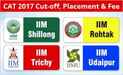 IIM Shillong cut offs