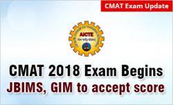 CMAT 2018 Exam