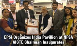EPSI Organizes India Pavillion