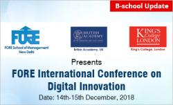 FORE International Conference On Digital Innovation