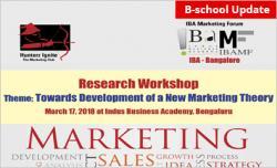 IBA Bengaluru Research Workshop