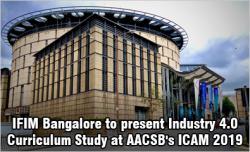AACSB ICAM 2019 IFIM Business School