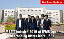 IFMR Rebranded as IFMR-GSB at KREA University