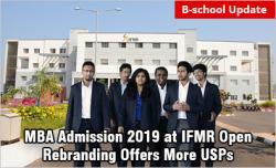IFMR Rebranded as IFMR-GSB at KREA University