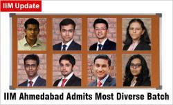 IIM Ahmedabad Batch 2018
