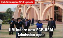 IIM Indore launches PGP HRM 2018-20 with 30 participants