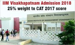 IIM Visakhapatnam Admission