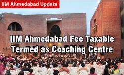 IIM Ahmedabad Fee May See Sharp Rise in 2019