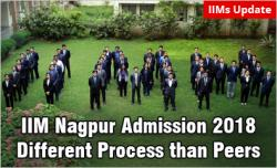 IIM Nagpur Admission 2018
